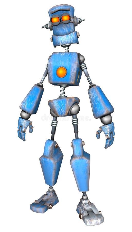 Rusty Robot Stock Photos