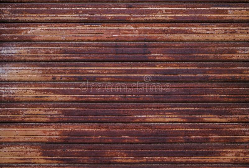 Rusty Sheet of Metal royalty free stock images