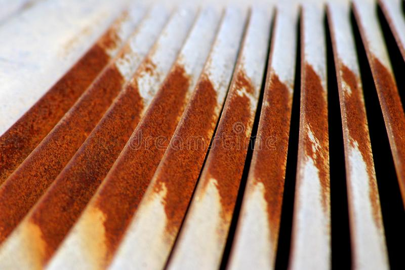 Rusty Spokes Free Stock Photo