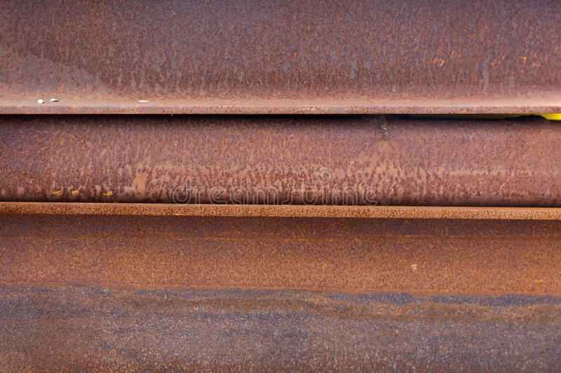 Download Rusty steel girders stock photo. Image of surface, closeup - 24908502