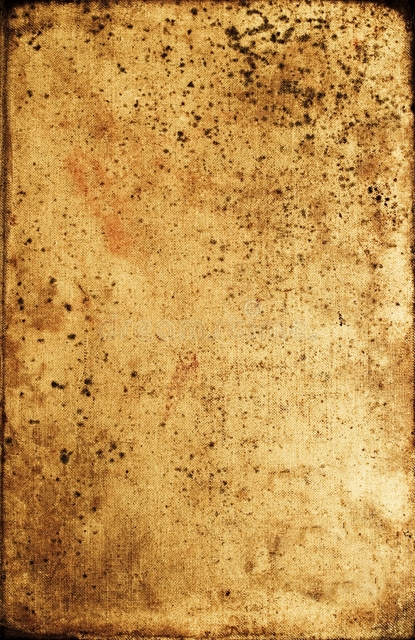 Rusty texture. Old spotted vibrant rusty canvas royalty free stock photo