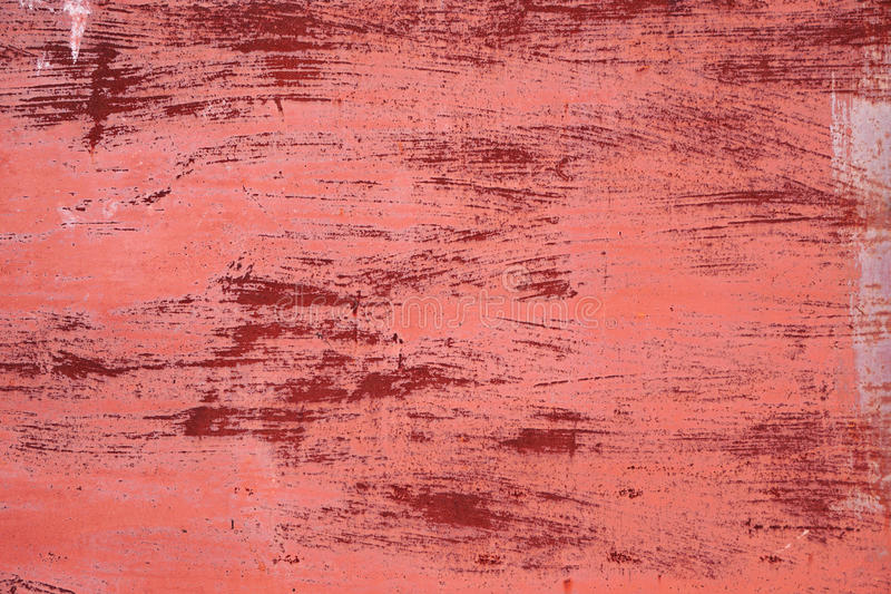 Rusty texture. Pink punk metallic texture. Scratched paint. Rusty texture. Pink punk metallic texture royalty free stock photography