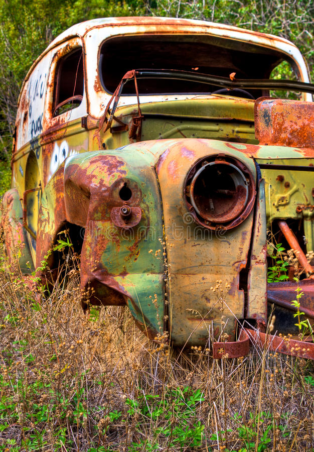 Free Rusty Vintage Stock Image - 14607121