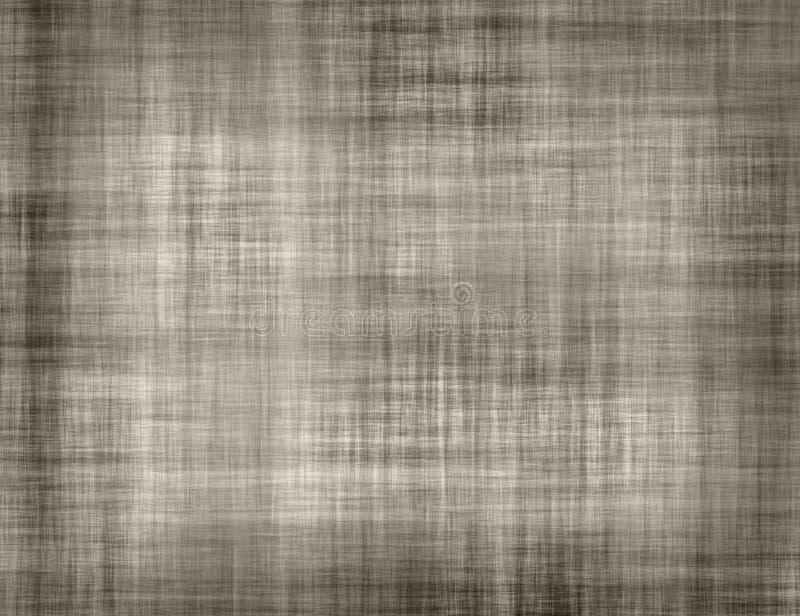 Rusty Vintage Paper Texture en blanco. Fondos del Grunge ilustración del vector