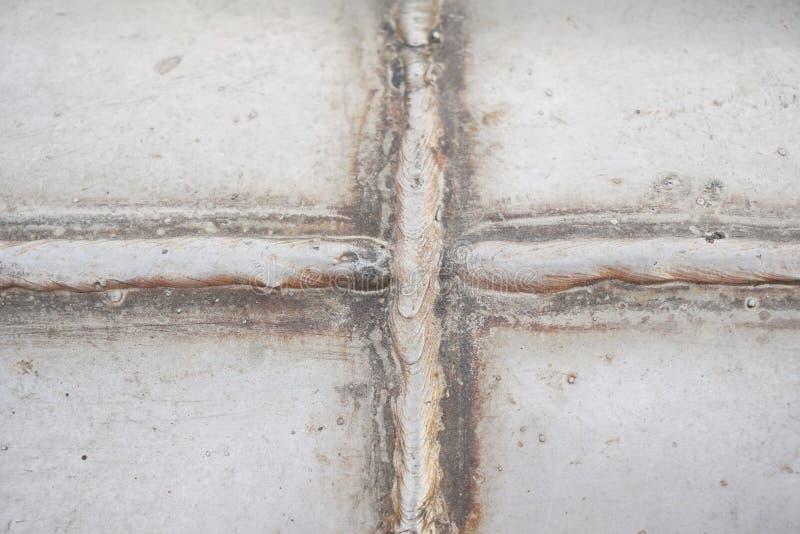 Rusty Wall Texture idoso fotografia de stock royalty free