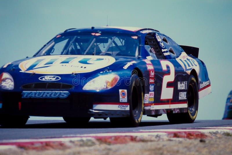 #2 Rusty Wallace Ford Taurus Race Car photographie stock libre de droits