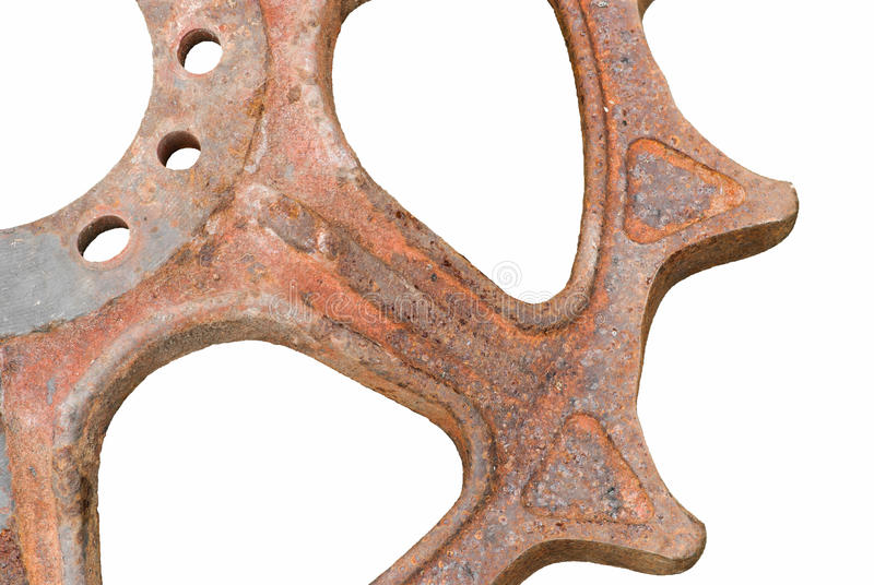 Download Rusty Wheel Royalty Free Stock Photo - Image: 25449285