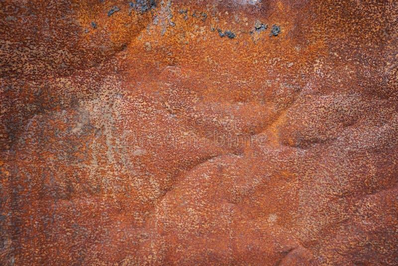 A rusty zinc board photo taken in Bogor Indonesia. Java royalty free stock image
