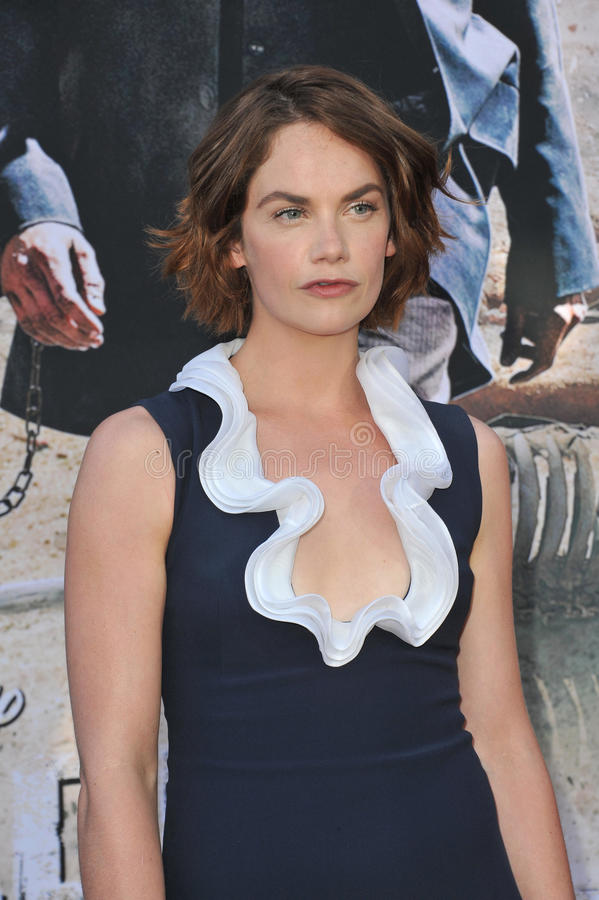 Ruth Wilson photo libre de droits