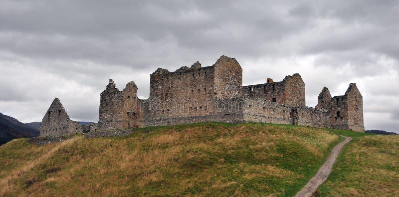Download Ruthven Barrack stock image. Image of highlands, ruthven - 16813161