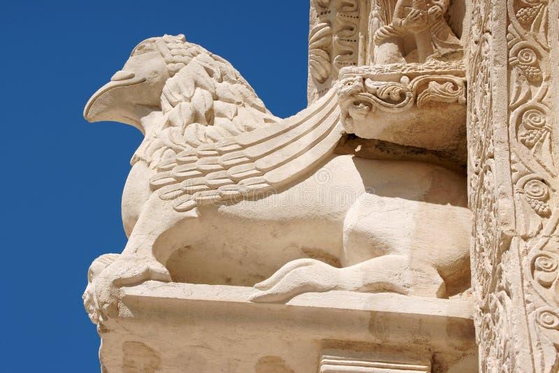 Ruvo di Puglia Cathedral royalty free stock photos
