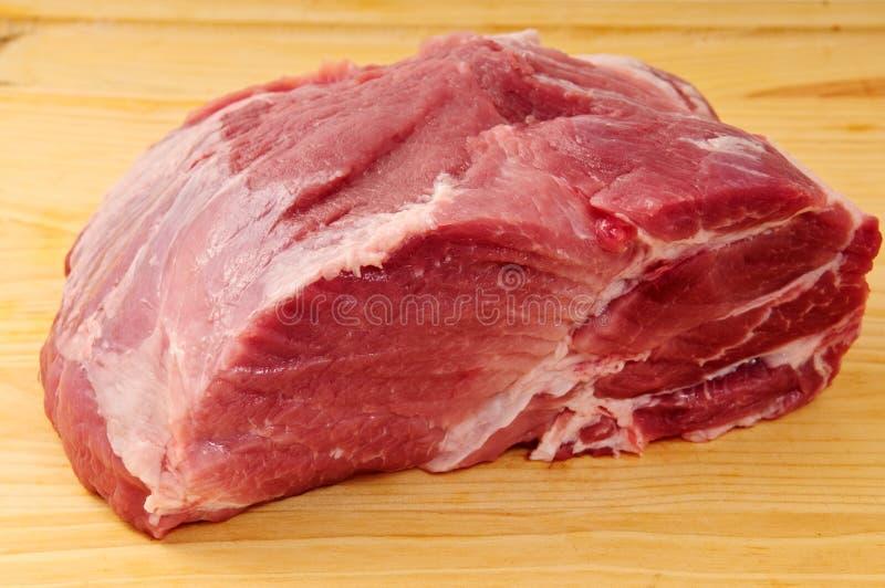 Ruw vlees royalty-vrije stock afbeeldingen