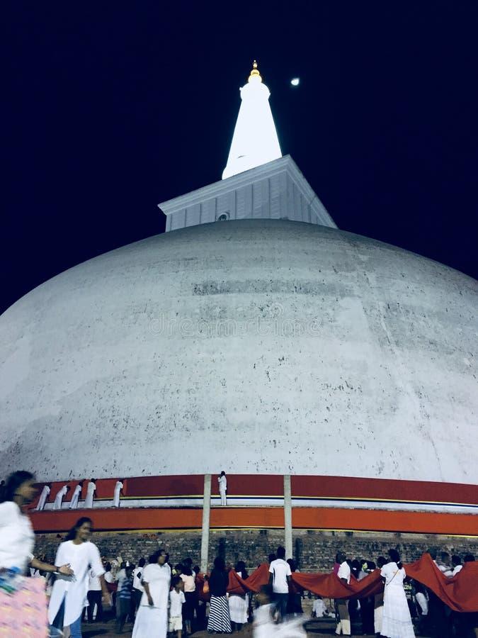 Ruwanweli Maha Seya zdjęcie stock