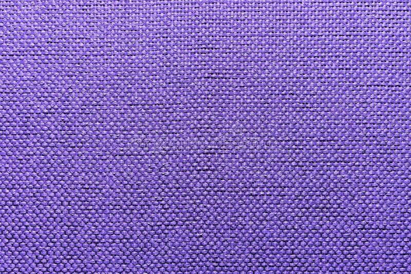 Ruwe textielindigoachtergrond stock foto's