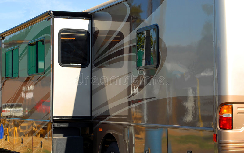 Download Rv and Camping Show stock image. Image of living, environment - 1849719