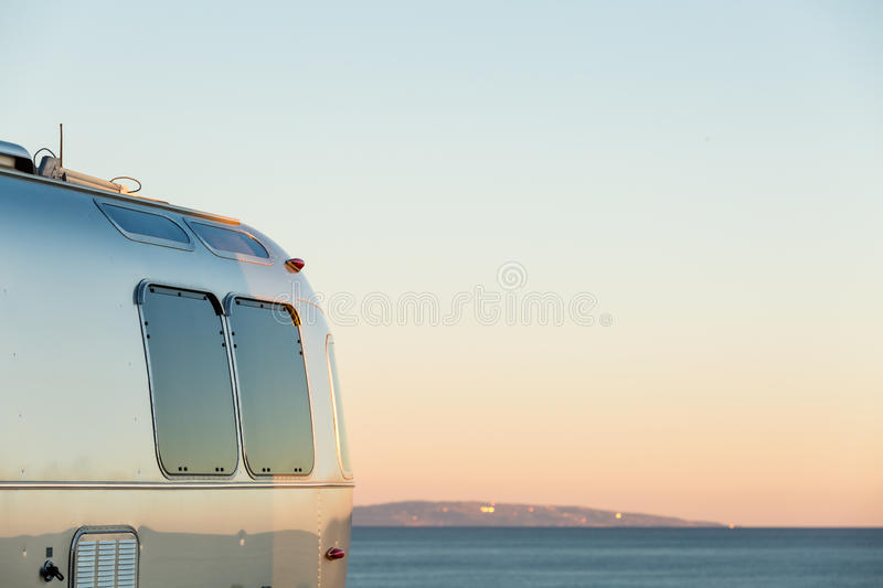 RV Park stock images