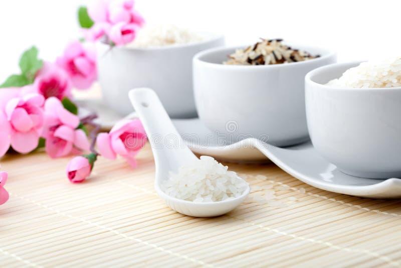 Ryż w zdjęcia stock