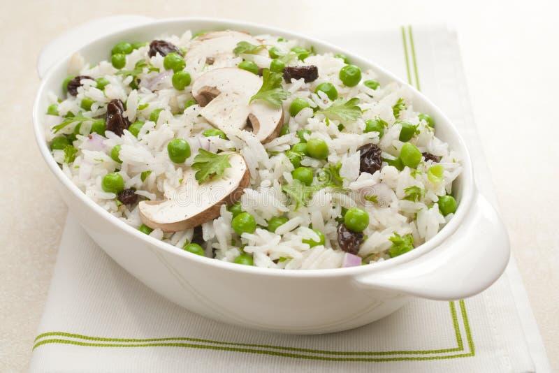 ryżowa sałatka zdjęcie stock