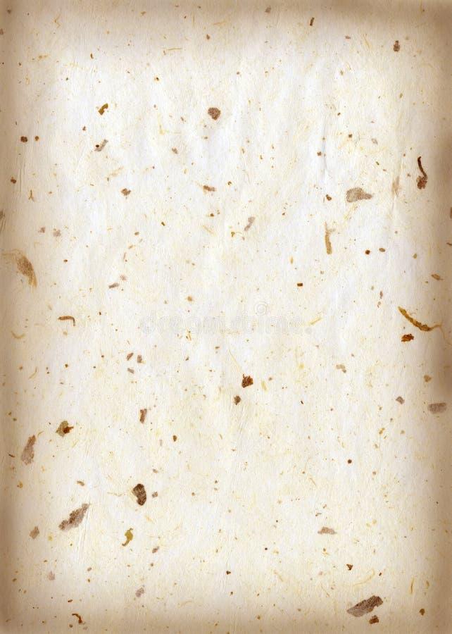 Ryżowego papieru tło obrazy stock