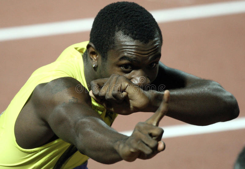 Ryan Brathwaite photo stock