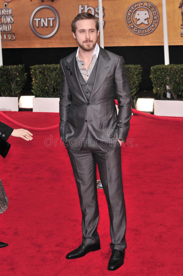 Download Ryan Gosling editorial photo. Image of awards, annual - 23274531