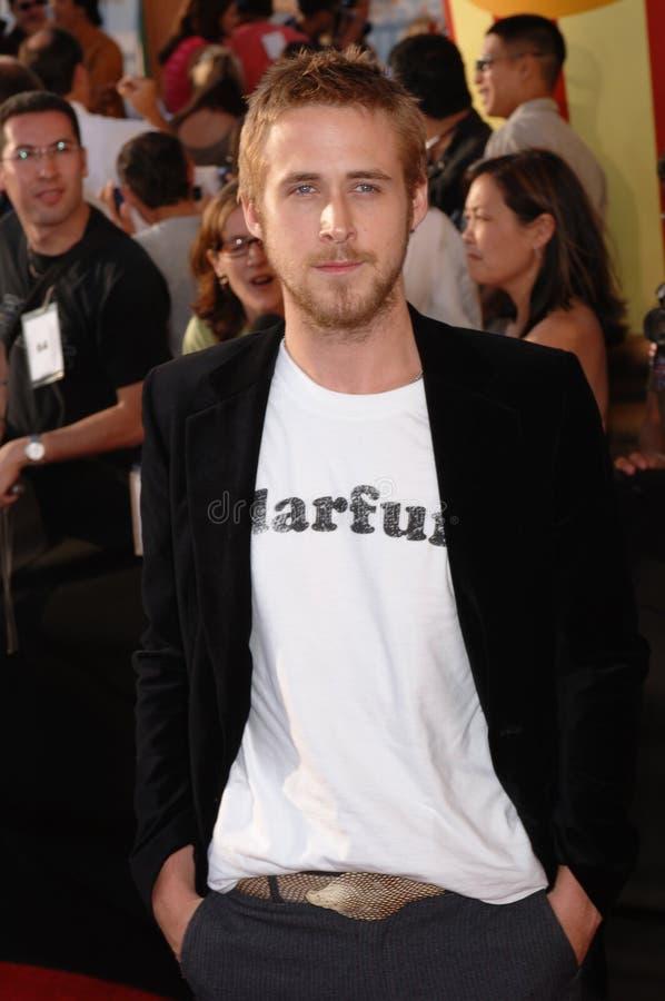 Ryan Gosling photo stock