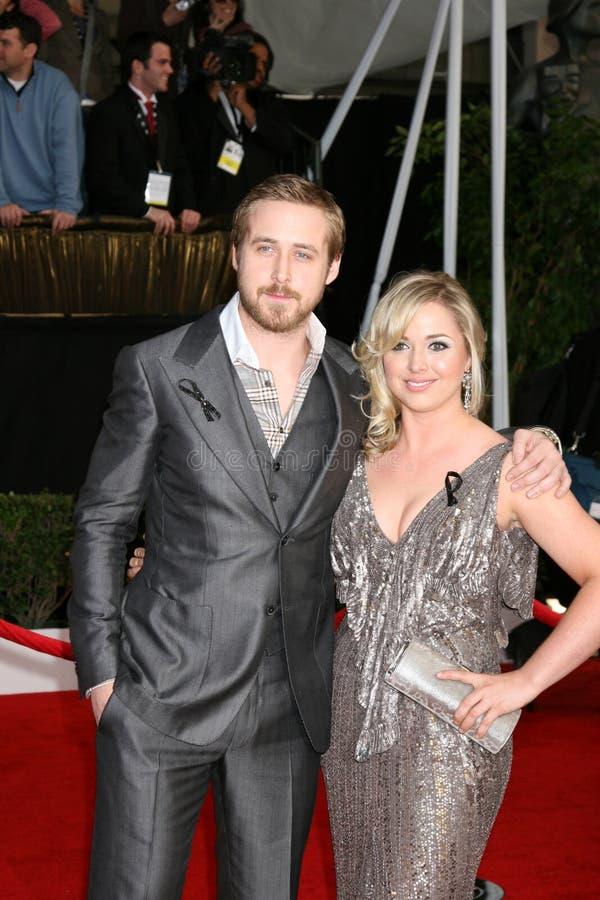 Ryan Gosling royaltyfri foto