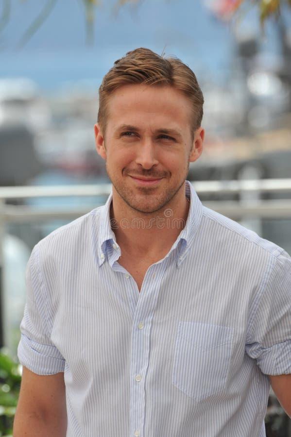 Ryan Gosling fotografia de stock royalty free