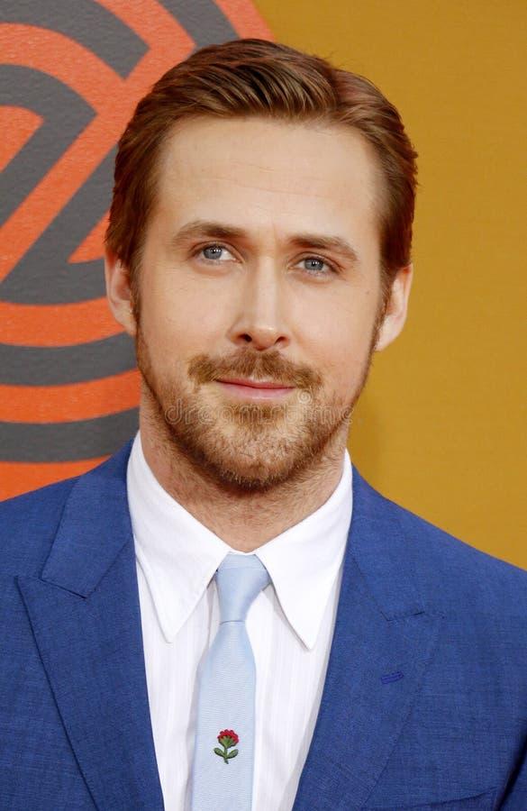 Ryan Gosling fotografía de archivo libre de regalías
