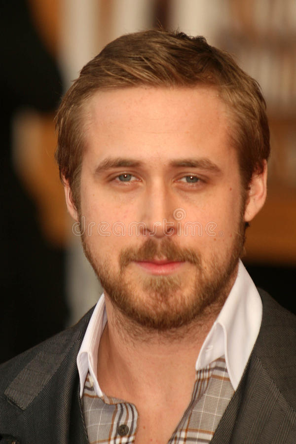 Ryan Gosling photo stock