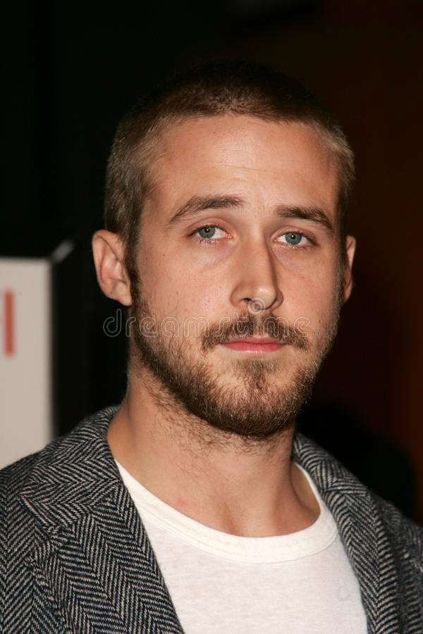 Ryan Gosling, OISON de RYAN, images stock