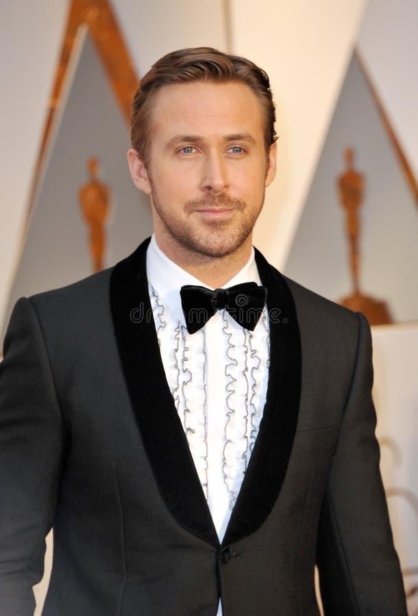 Ryan Gosling royalty free stock photo