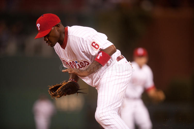 Ryan Howard royalty free stock photography