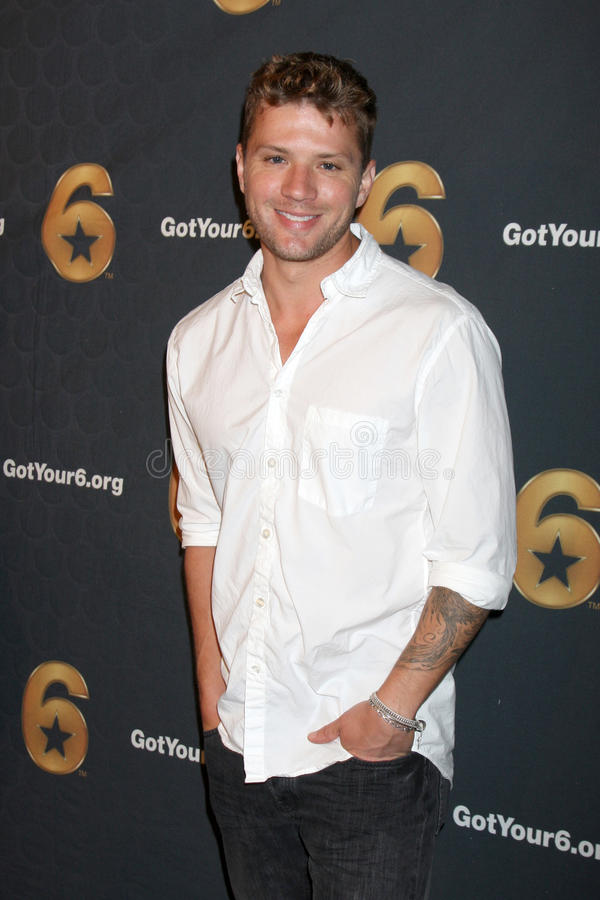 Download Ryan Phillippe Arrives At The Launch Of Got Your 6 Editorial Photography - Image: 25284067