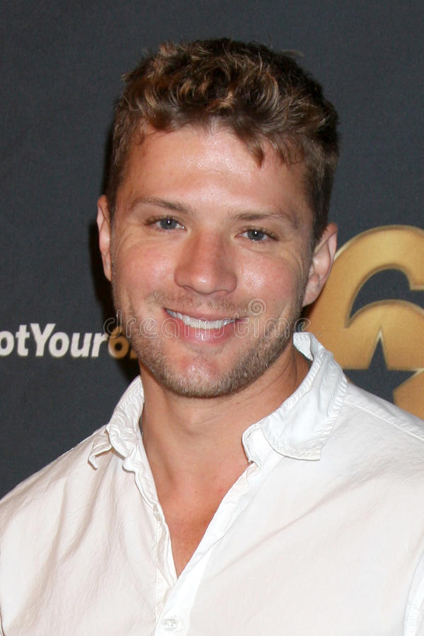 Ryan Phillippe Arrives At The Launch Of Got Your 6 Editorial Stock Photo