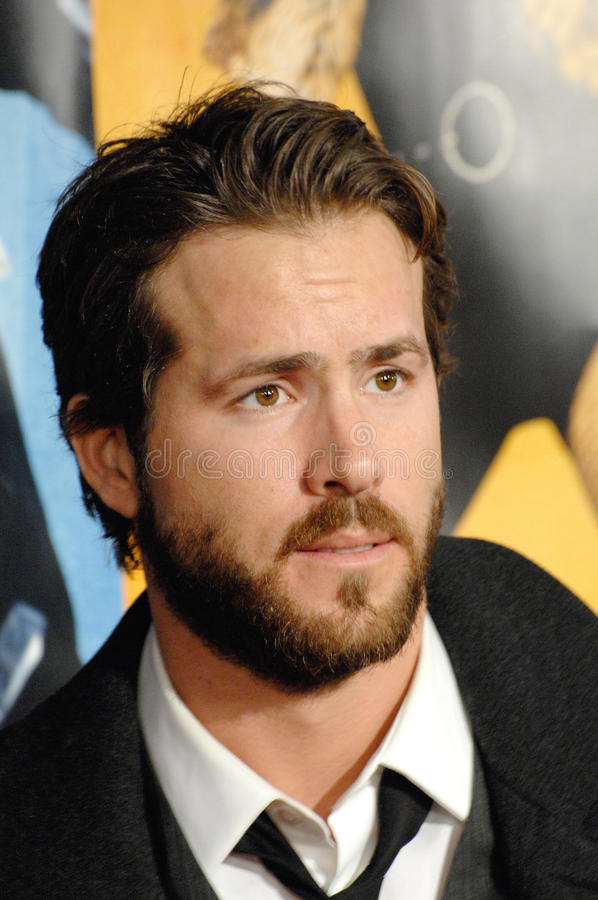 Ryan Reynolds photos libres de droits