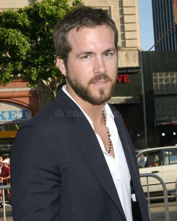 Download Ryan Reynolds redaktionelles stockfoto. Bild von juni - 26358433