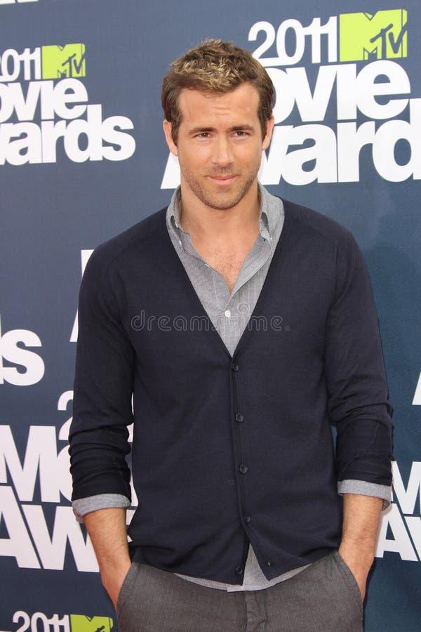 Ryan Reynolds arkivbilder