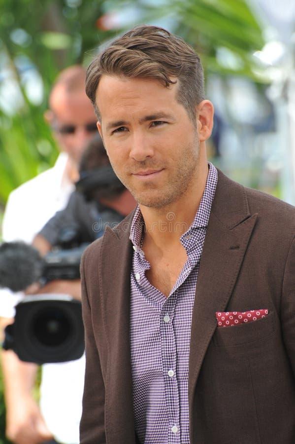 Ryan Reynolds royalty-vrije stock foto's