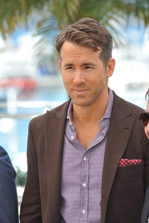 Ryan Reynolds royalty-vrije stock fotografie