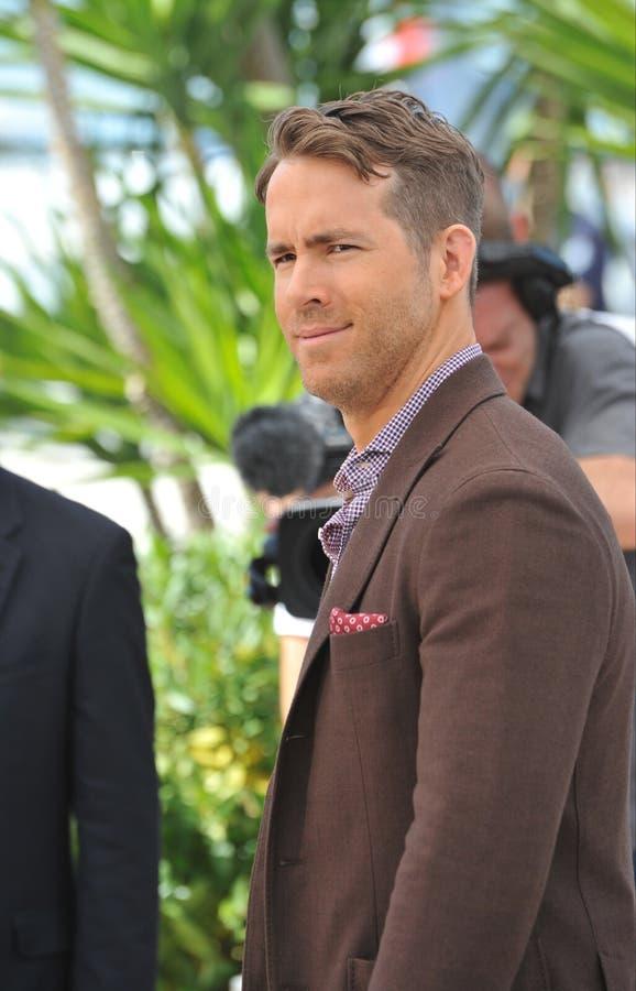 Ryan Reynolds stock foto's