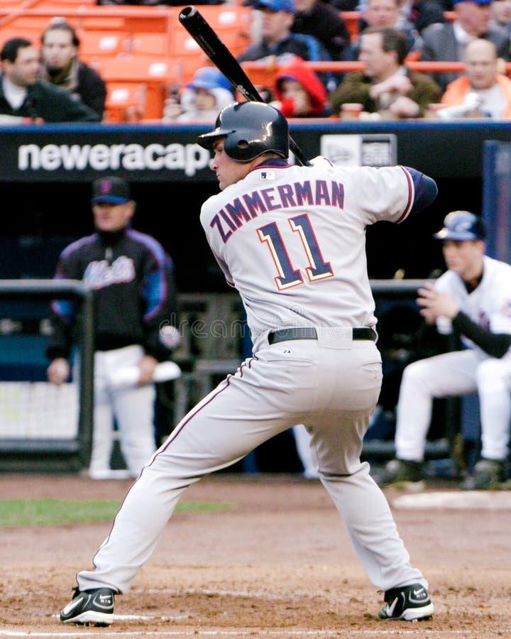 Ryan Zimmerman lizenzfreie stockfotografie