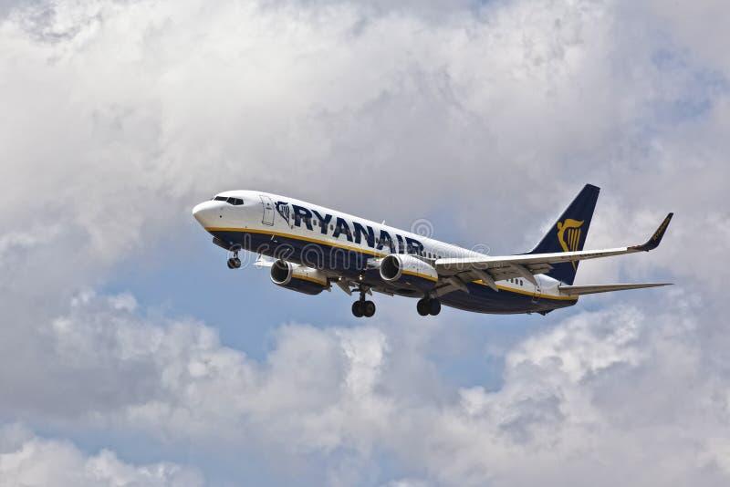 Ryanair image stock