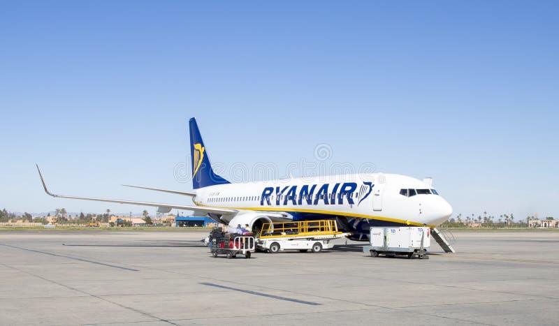 Ryanair stock afbeelding