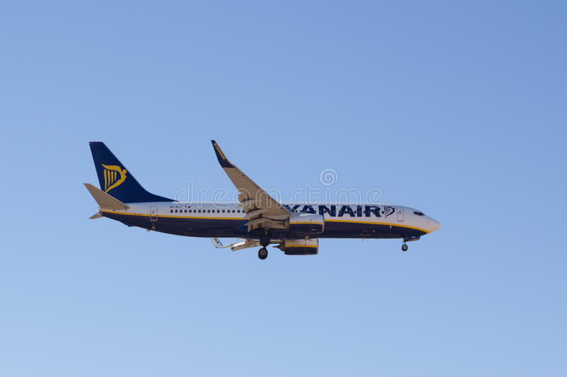 Ryanair photographie stock