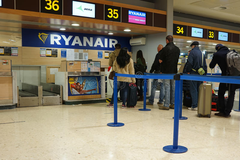 Ryanair photos stock