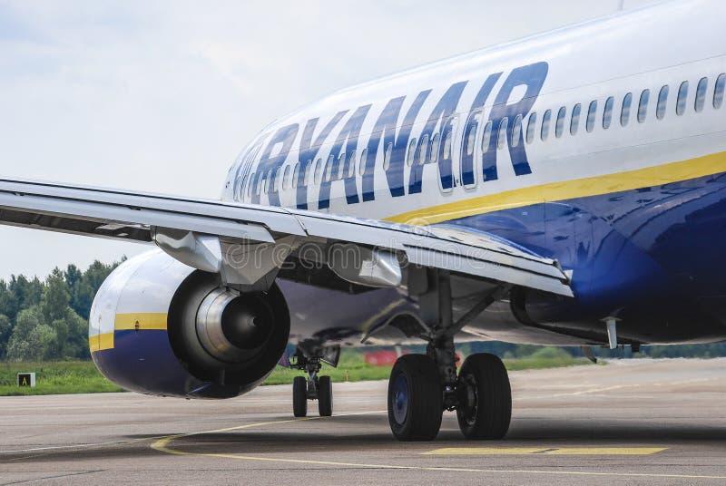 Ryanair stockfotografie