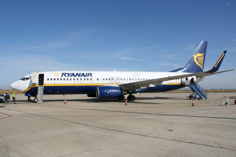 Ryanair royalty free stock image