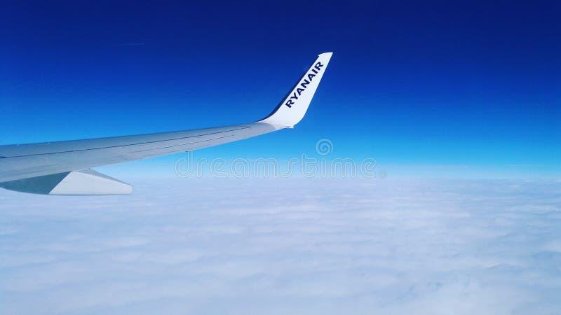 Ryanair Företag fotografering för bildbyråer