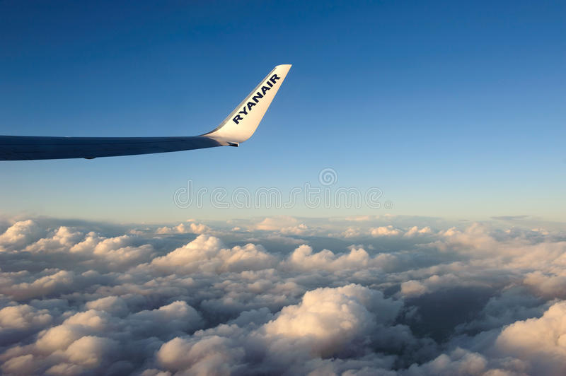 Download Ryanair- Irish Low-cost Airline. Editorial Stock Photo - Image: 83704353